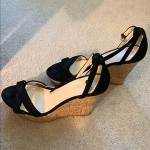 Nine West Shoes - Like new wedges